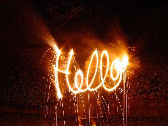 Hola Mundo!