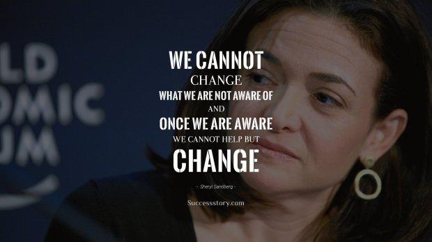 Frase de Sheryl Sandberg