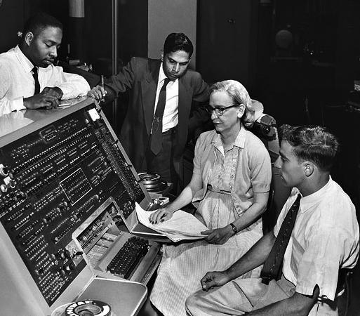 ¿Quién inventó el compilador? Grace Murray Hopper