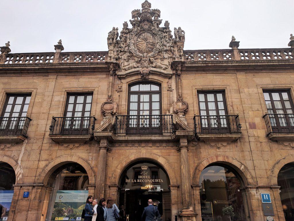 Hotel de la Reconquista - Transformación digital en un lugar tradicional