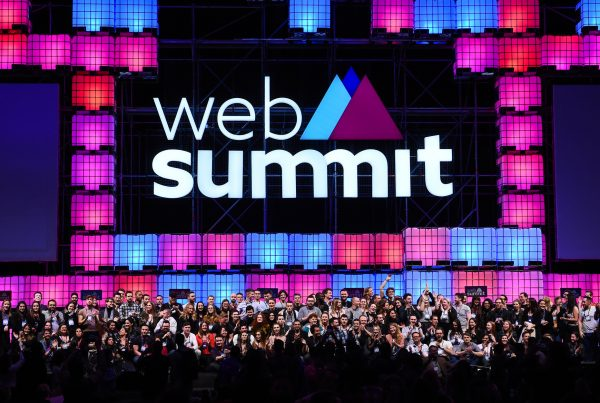 Web Summit en Lisboa 2017