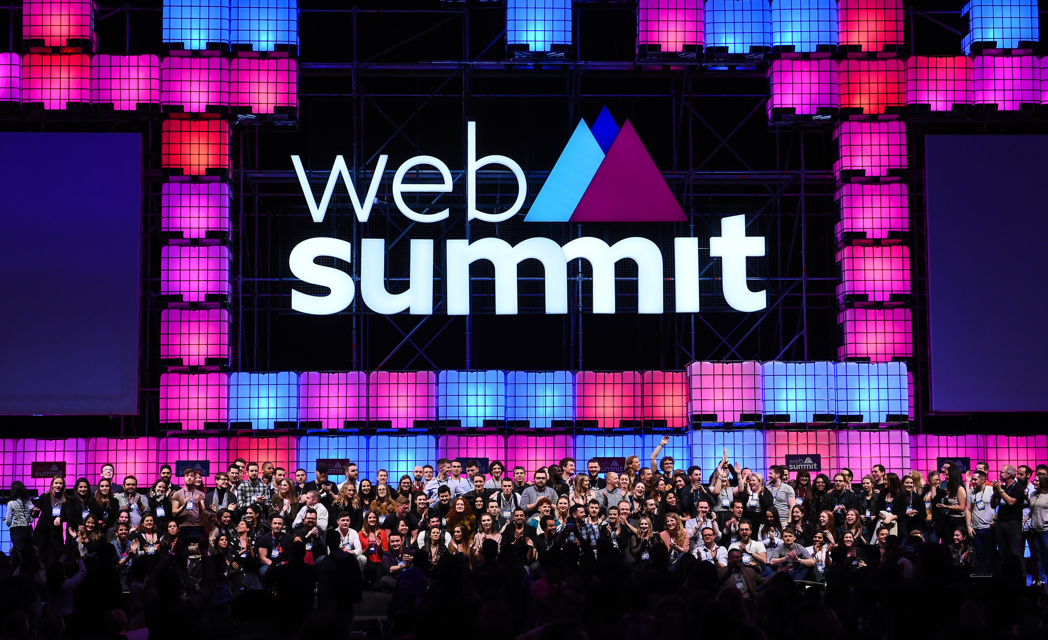 ¡Web Summit 2018 allá vamos!