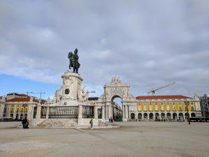 Praça do Comércio-Lisboa