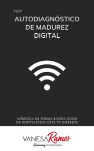 Test para diagnosticar el grado de madurez digital de la empresa